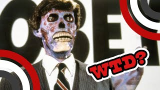 John Carpenter's They Live - What's the Difference?