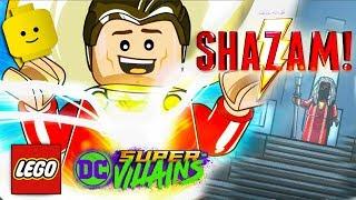 Shazam Level Pack 2 LEGO DC Superschurken - Superhelden-Cartoon Spiele-Videos für Kinder
