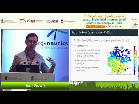 2017 | 1ST INTERNATIONAL CONFERENCE ON LARGE-SCALE GRID