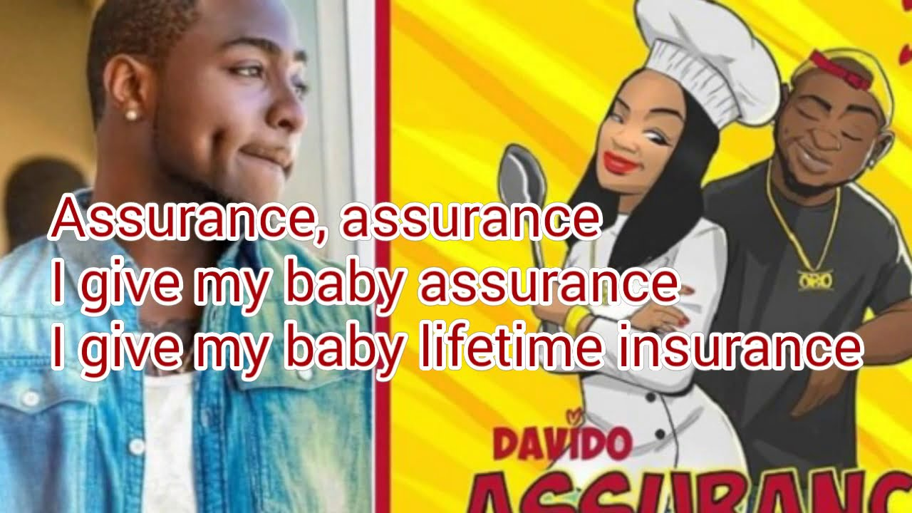 assurance davido mp3