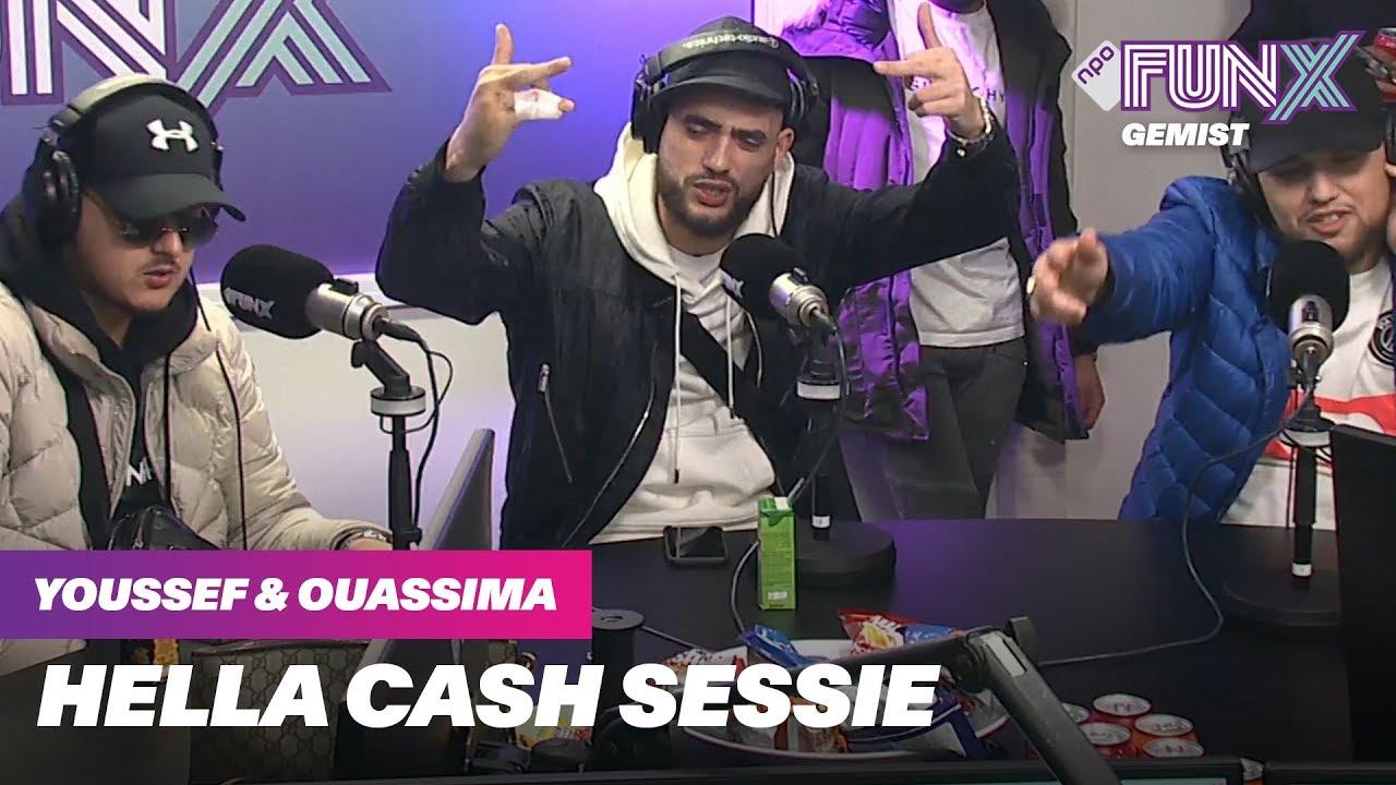 Download HELLA CASH SESSIE met Josylvio, Ashafar en Sam J'taime 🤯 | Sessie | Youssef & Ouassima