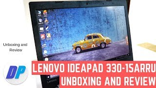 Lenovo Ideapad 330 Ryzen 5 ARR3U Unboxing and Review