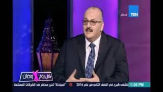 د.محمد حجازي رئيس مكتب الملكية الفكرية يوضح أسباب تسريب الأعمال الرمضانية من خلال بعض المواقع