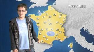 La météo de Tristan