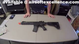 Video Jag Arms PHX15 SBR Airsoft AEG by VFC Black download MP3, 3GP, MP4, WEBM, AVI, FLV Juli 2018