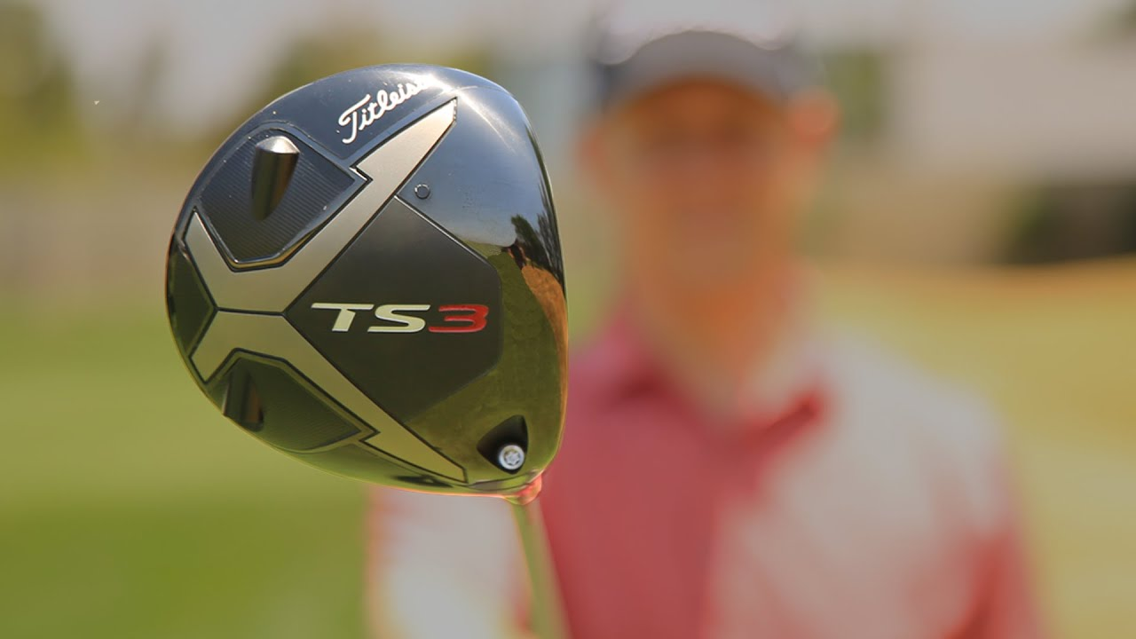 Titleist TS3 Driver | Quick Look