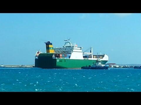 Royal Navy - ANVIL POINT-Ro-Ro Cargo Ship