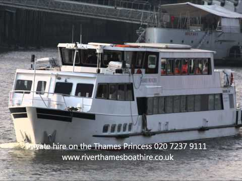 River Thames Boat hire, Disco and Public Cruises