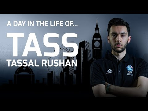 A day in the life of Tass - FIWC 2017 Grand Finalist