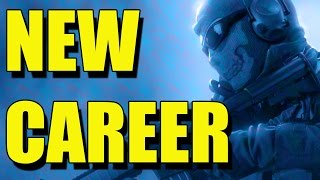 New Career - Birthday Party ( Modern Warfare 2 PC gameplay )