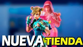 NEW SKIN MOXIE - NEW FORTNITE OBJECT STORE TODAY 14 FEBRUARY 2019