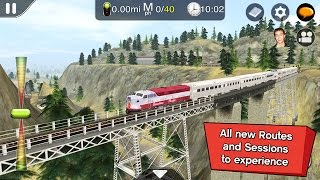Trainz Driver 2-the most realistic Train Simulator on mobile By N3V Games Pty Ltd ( IOS ) USD 3.74