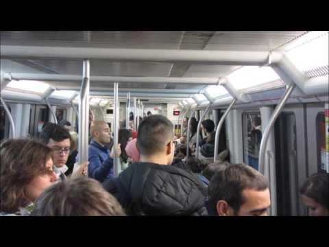 Barcelona Metro 2. - Subway - U-Bahn - TMB