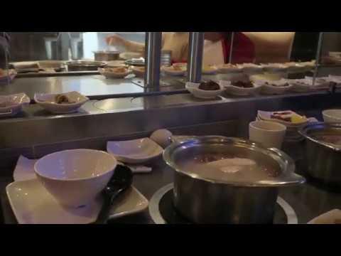 🎥 Seapot: A Revolving Hotpot Restaurant in San Mateo, California