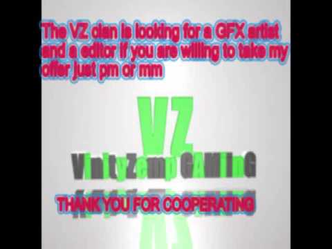 NEED A GFX ARTIST AND EDITOR