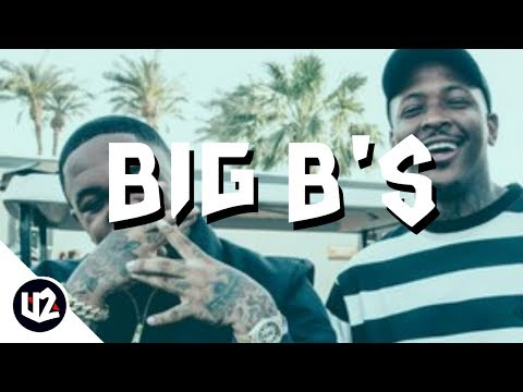 "DJ Mustard x YG Type Beat – ""Big B's"" 