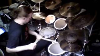 Rage - Empty Hollow (drum cover)
