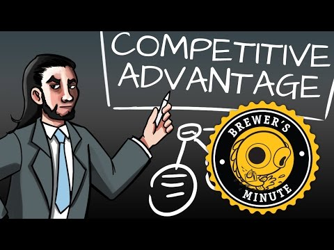 Brewer's Minute: Competitive Advantage in Deck Building
