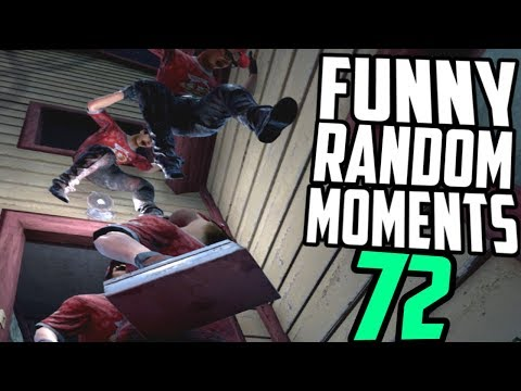 Dead by Daylight funny random moments montage 72