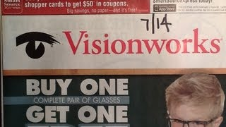 Smart Source Sunday Newspaper Coupon Insert Preview 7-14-13