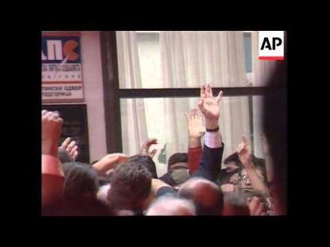 Montenegro - Djukanovic wins election
