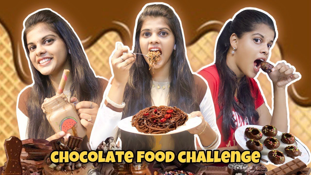 I only ate CHOCOLATE🤎 for 24 hours!! *Went Yummy*🤣 |Jenni's Hacks