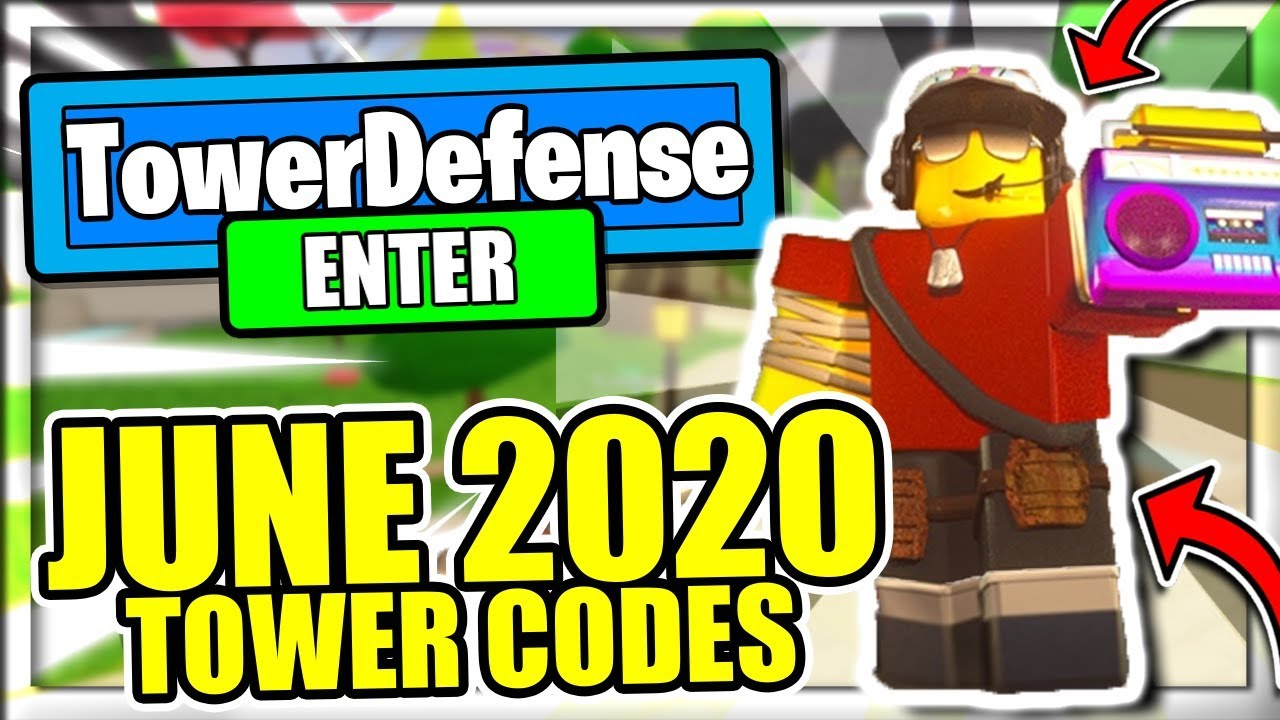 Codes For Characters In Roblox June 2020 All New Secret Op Working Codes Roblox Tower Defense Simulator Youtube