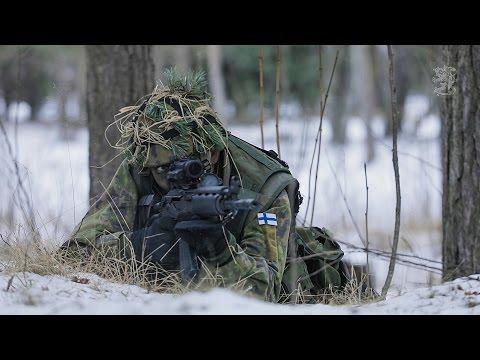 Valmiusyksiköt – Maavoimien valmius kehittyy   Finnish Army's Readiness Units