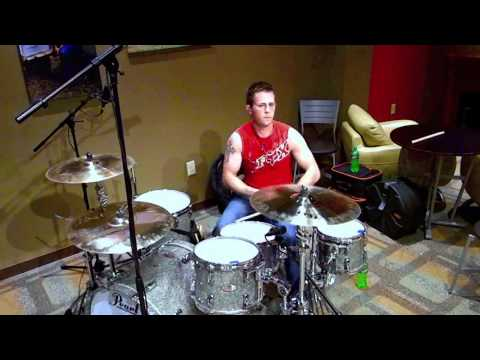 Side of a Bullet - Nickelback - Drum Cover - (Chase)