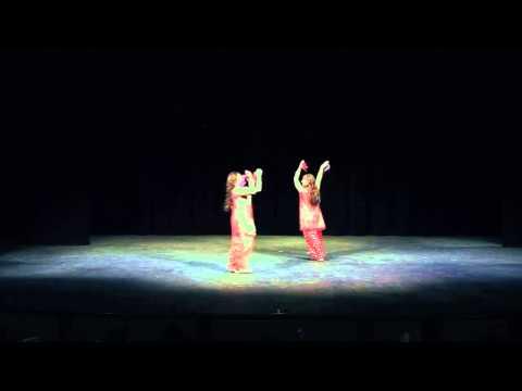 Bollywood Performance of Sadi Gali by Ana & Amaria