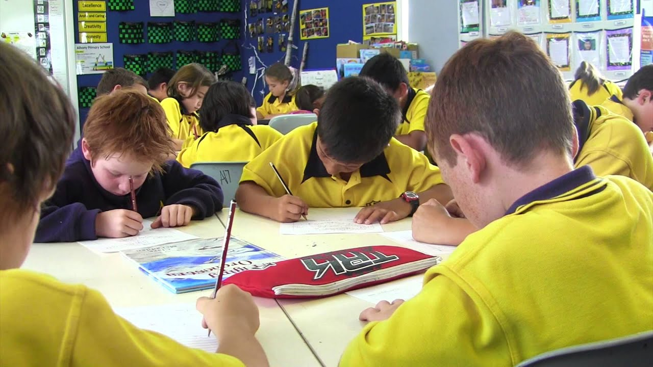 Welcome | Albany Primary School