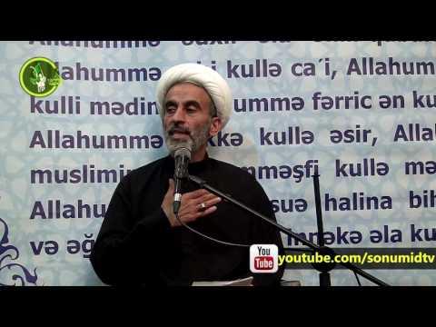 Hacı Əhliman Ramazan 2-ci Qədr gecəsi 2017