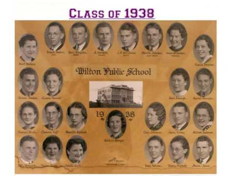 Wilton Alumni Slideshow 100th