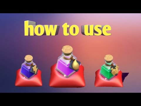 How To Use Clan Game Spell