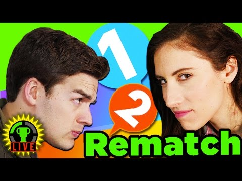 GTLive: My GORILLA MATING DANCE Is BETTER! | 1-2-Switch - GTLive - 1-2-Switch