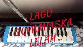 Belajar mudah Kunci pianika lagu scimmiaska lelah ..
