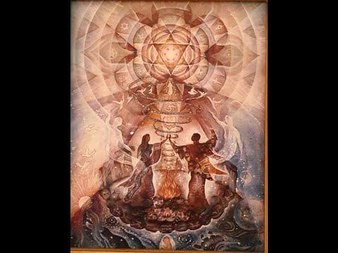 Alaynaspirit's #2  Italy's Sacred Symbols, Top Part of Dresden Codex