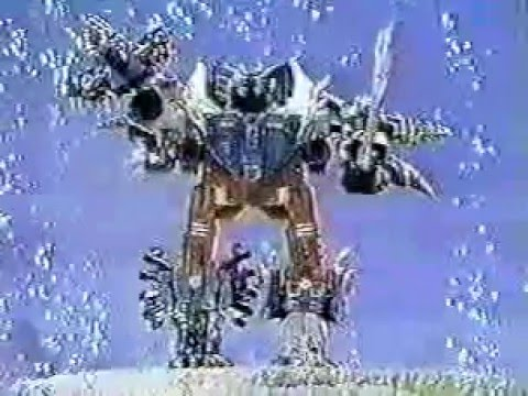 Transformers G1 Seacons, Sparkabots and Firecons Commercial 1988