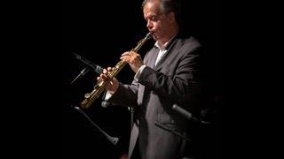 Attilio Berni plays two original Adolphe Sax saxophones on How high the moon