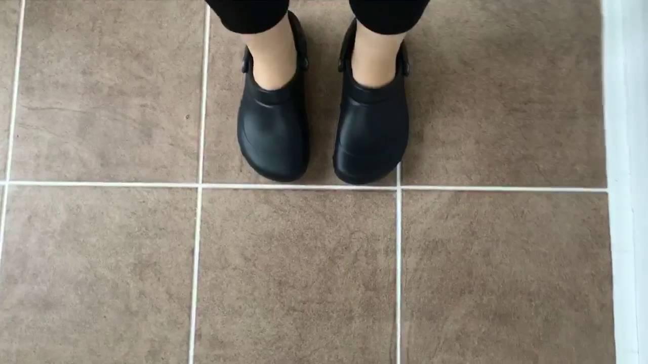 bb9e2cee5 Crocs bistro 크록스 비스트로 - YouTube