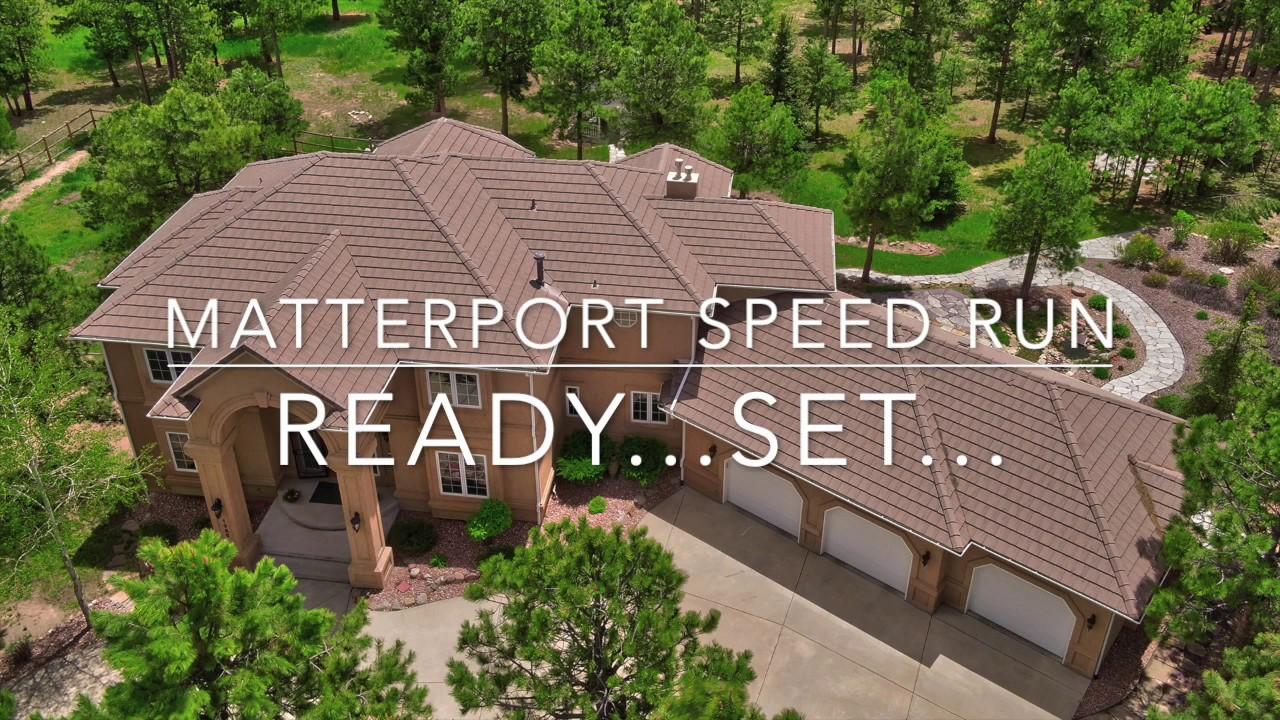 1355 Embassy Court Matterport Speed Run
