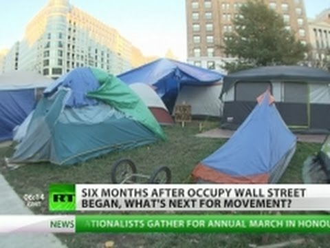 OWS 6 months on: What's next for the movement?