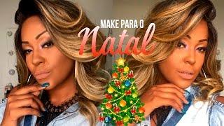 Make Fácil e linda para o Natal