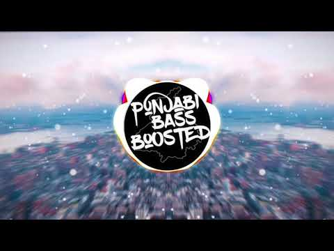 DOESN'T MATTER [BASS BOOSTED] GITAZ BINDRAKHIA | Snappy | Rav Hanjra | PUNJABI BASS BOOSTED