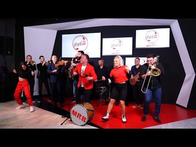 Coca-Cola // Takeover Mahala Rai Banda @ Virgin Radio & Europa FM