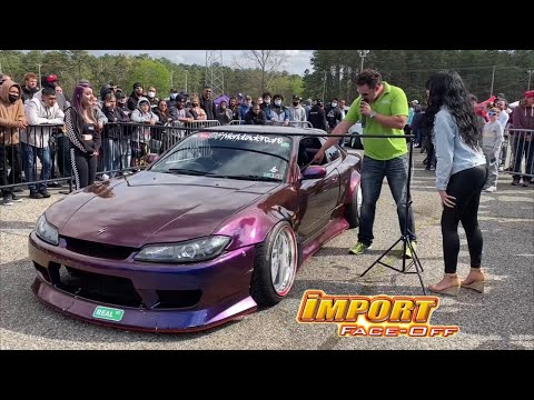 Low Car Limbo JERSEY Import Face-Off 2021!