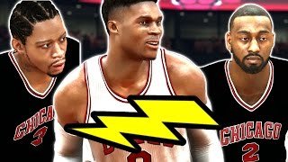 can a team of the fastest players of all time win a championship nba 2k17 challenge