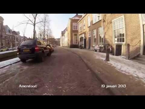Tour door Amersfoort