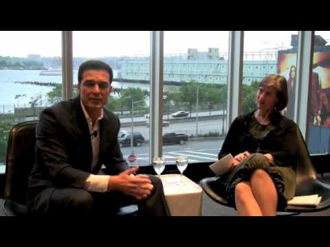 Hotelier André Balazs talks to Architects paper part 3 of 5
