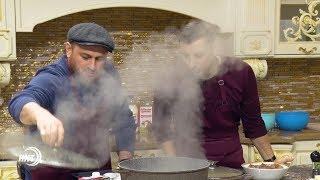 Кулинарное шоу «Гурмэ». В гостях  Мухаммад Меджидов